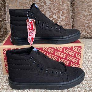 Vans Sk8-Hi Slim Black/Black WMNS